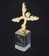 Dom.rf received two statuettes of the Golden Site